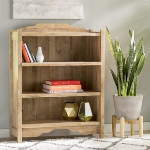 Collier Standard Bookcase by Mistana