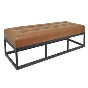 17 Stories Amorita Upholstered Bench