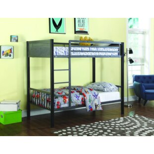 Buying Argonaut Bunk Twin over Twin Bed By Harriet Bee
