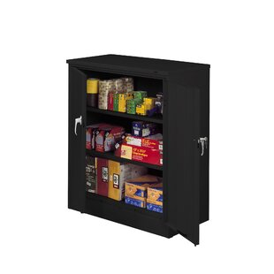 Helena 2 Door Storage Cabinet by Rebrilliant