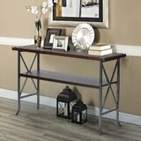 Lubin 45.6 Console Table by 17 Stories