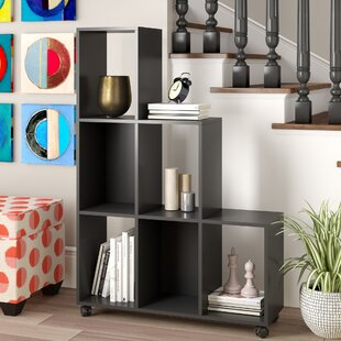 Latitude Run Turnbull Step Bookcase