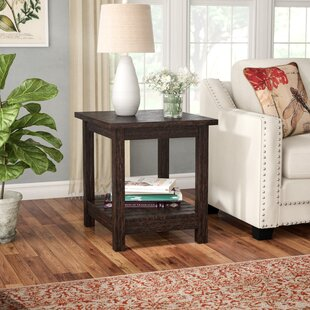 Online Reviews Layden End Table by Millwood Pines