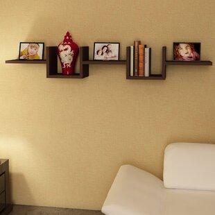 Wood Accent Shelf by Latitude Run