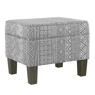 Bungalow Rose Morel Storage Ottoman