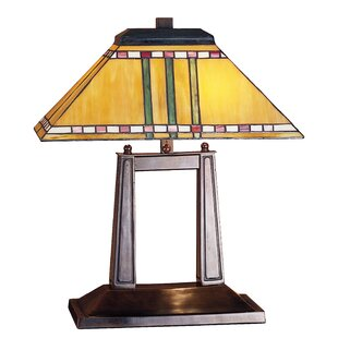Prairie Corn Oblong 20 Table Lamp