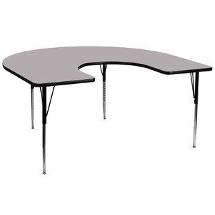 Perfect Horseshoe Shaped Activity Tables Youu0027ll Love | Wayfair