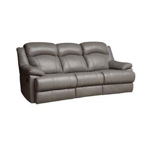 Nigel Leather Reclining Sofa