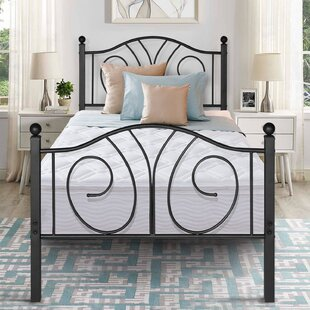 Guerra 38 Platform Bed by Alwyn Home