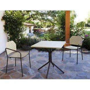 Fling 3 Piece Dining Set by Les Jardins