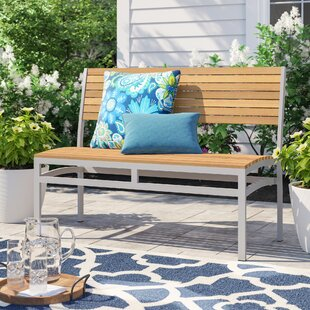 Caspian Garden Bench by Sol 72 Outdoor