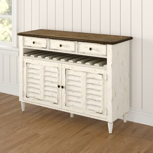 Baleine 3 Drawer Sideboard Lark Manor