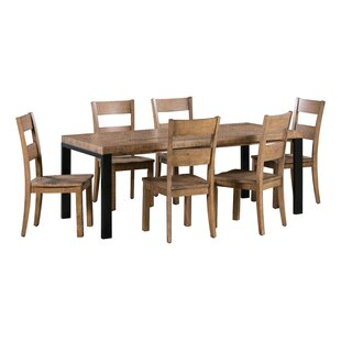 Review Chitwood Dining Set With 6 Chairs
