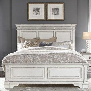Ophelia & Co. Ginyard Panel Bed