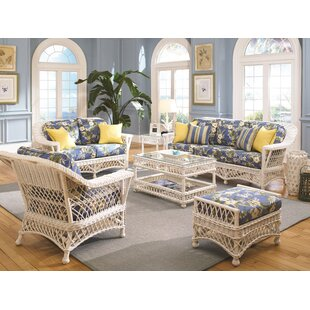 Rosado 6 Piece Living Room Set