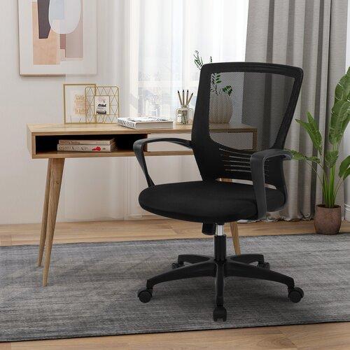 Ergonomic Mesh Desk Chair Symple Stuff
