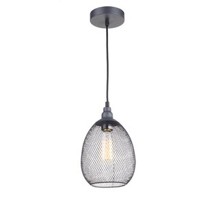 Whitfield Lighting Alec 1-Light Cone Pend..
