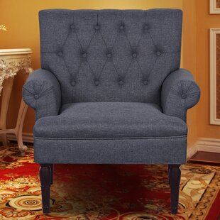 Best Deals Lux Armchair by Charlton Home Reviews (2019) & Buyer's Guide