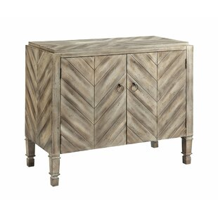 Weese 2 Door Accent Cabinet by Union Rustic