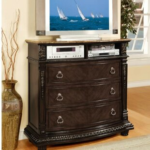 Kaison 3 Drawer Standard Chest by Astoria Grand Top Reviews