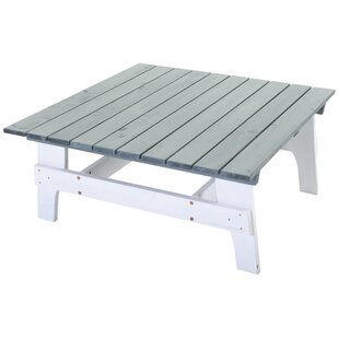 Westgard Solid Wood Coffee Table By Sol 72 Outdoor