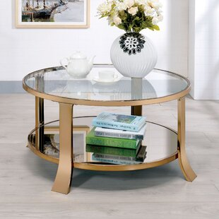 Deals Marion Contemporary Coffee Table by Rosdorf Park