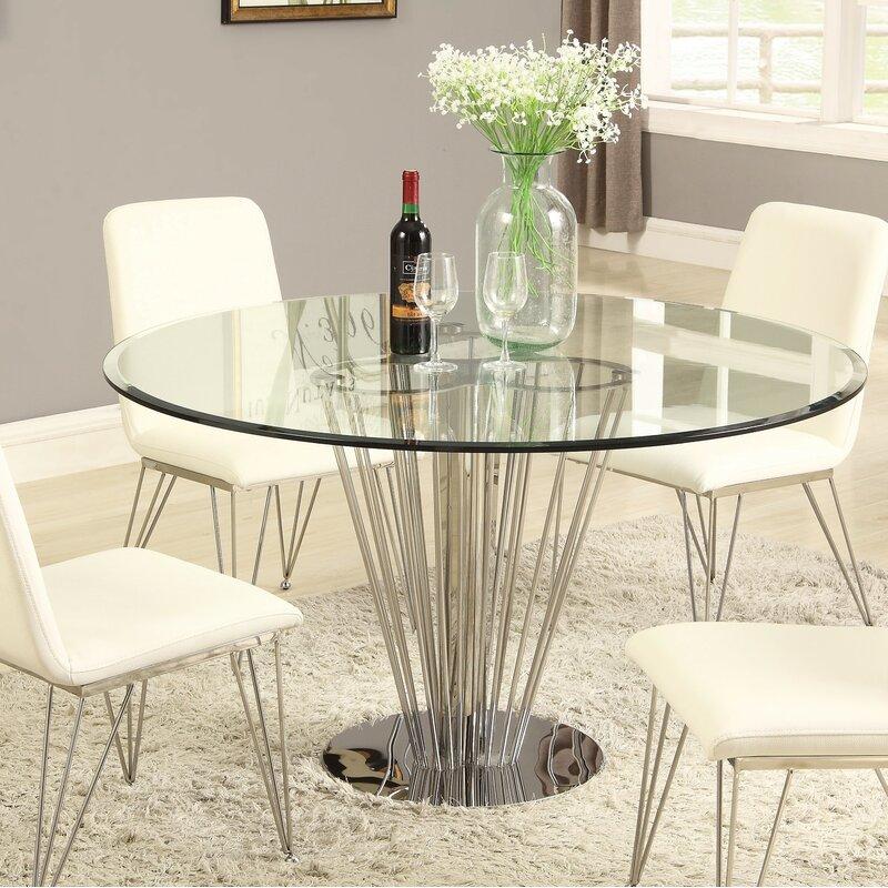 Orren Ellis Noah Dining Table Reviews