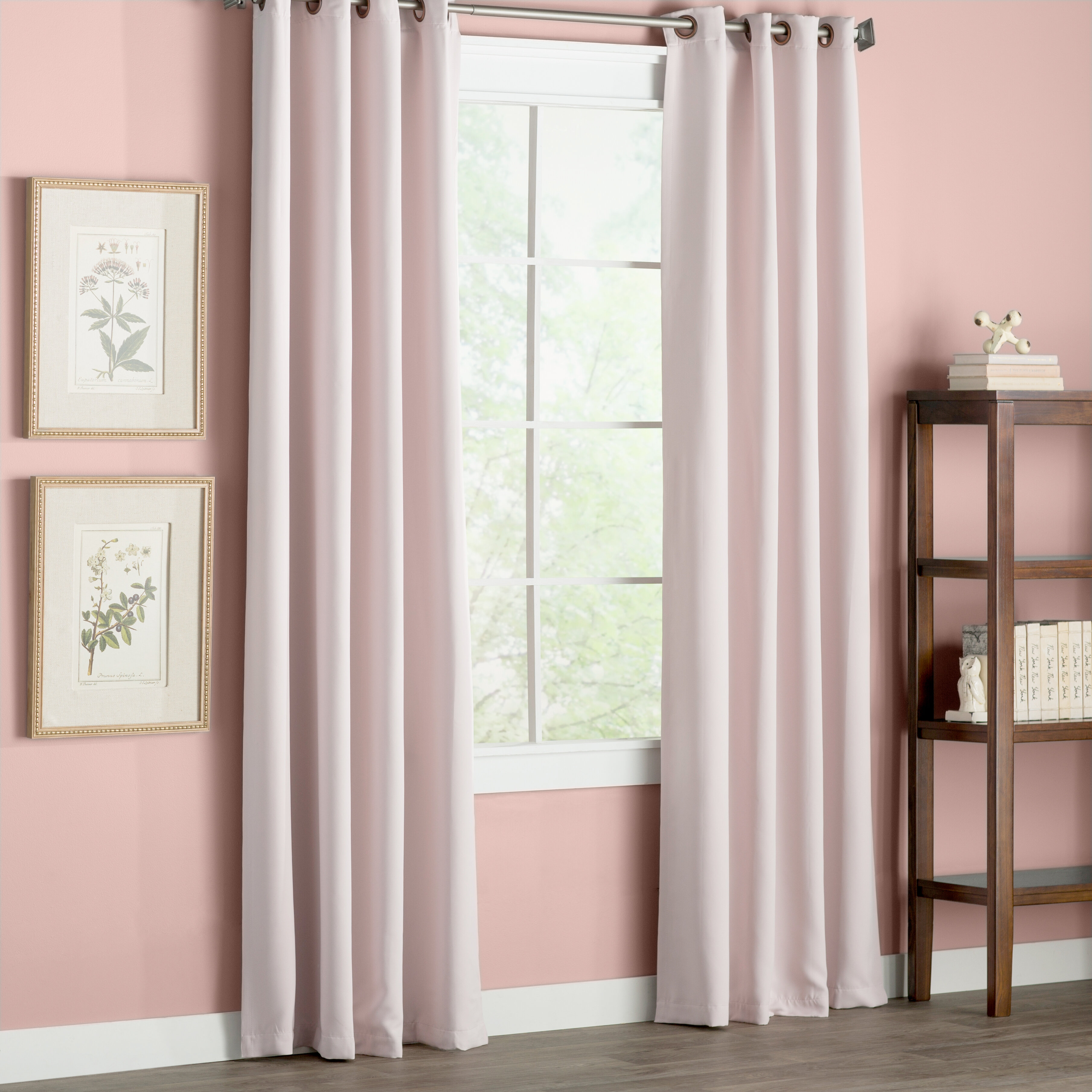 single reviews fashion rod prestige heat curtains window solid panel resistant wayfair curtain pdx blackout home pocket thermal treatments