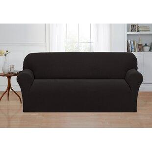 Ebern Designs Box Cushion Sofa Slipcover