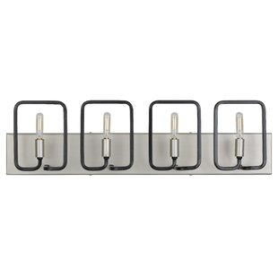 Varaluz Rectangulo 4-Light Vanity Light