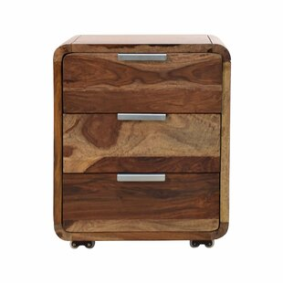 Perham 3 Drawer Filing Cabinet By Union Rustic