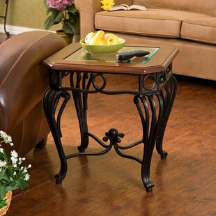Kelli End Table by Fleur D..