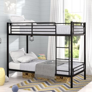 Compare Dwight Twin over Twin Bunk Bed By Viv + Rae