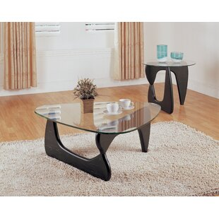 Woodhaven Hill Chorus 2 Piece Coffee Table Set