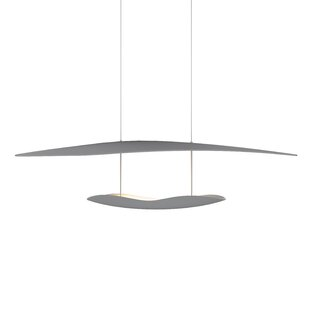 Holden 1-Light LED Novelty Pendant by Orren Ellis