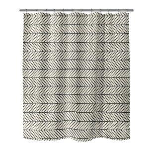 Diana Single Shower Curtain