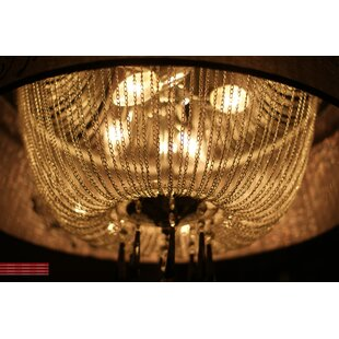 House of Hampton Melitta 4-Light Chandelier