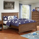 Lucien Platform Bed by Millwood Pines