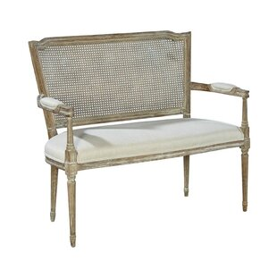 Shop Channing Loveseat by Furniture Classics