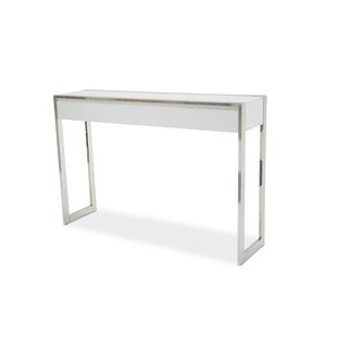 Michael Amini State St. Console Table