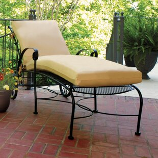 Meadowcraft Alexandria Chaise ..