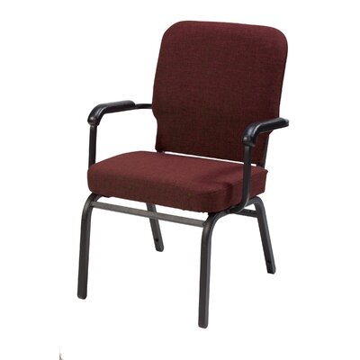 1040 Series Heavy Duty Stacking Chair with Cushion KFI Seating