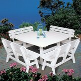 Massimo 5 Piece Dining Set