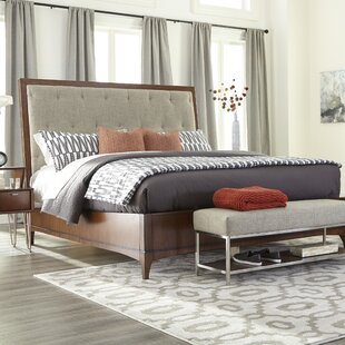 Shop For Caitlin Upholstered Platform Bed by Ivy Bronx Reviews (2019) & Buyer's Guide