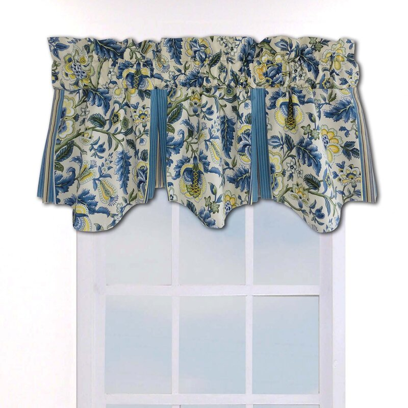 Imperial Dress Porcelain 50 Curtain Valance