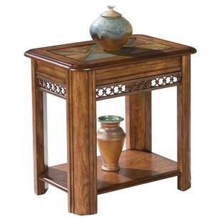 Madison Sliding Top Chairside Table