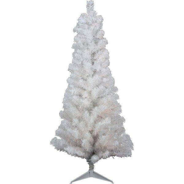 4 Foot White Christmas Tree   Wayfair