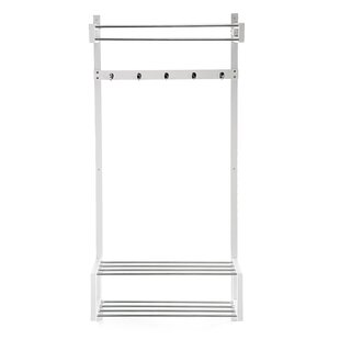 Paka 79.5cm Wide Clothes Rack By East Urban Home