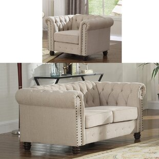 Howington 2 Piece Living Room Set