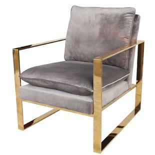 Everly Quinn Bromwich Armchair